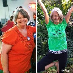 Find out how Fitbit customer Kim G. used simple diet fixes and a Fitbit One to lose 80 pounds and lessen her arthritis pain.