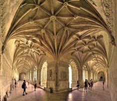 Jeronimos Monastery, Lisbon, Portugal  | by Yalcin Sertkaya.