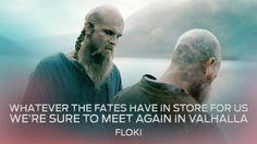 Ragnar Lothbrok and Floki 'The Outsider' Vikings Season 4, Vikings Lagertha, Vikings Tv Series, Vikings Tv Show, Norse Vikings, Ragnar Lothbrook, King Ragnar Lothbrok, Viking Quotes, Dios