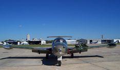 FMA Morane Saulnier 760 de la Fuerza Aérea Argentina