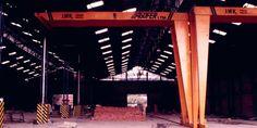 Estructuras Metalicas | Puente Gruas Semiportico.   Obra de IMKSAS.COM para Agofer, una de las mas importantes distribuidoras y comercializadoras de acero en Colombia.  info@imksas.com