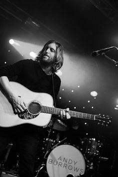 Andy Burrows, esp As  good as gone!
