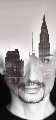 portrait to Emilio Xaoen NYC  by antonio mora