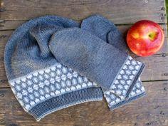 Sticka vantar till vuxen och barn gratis mönster Mitten Gloves, Mittens, Baby Barn, Wrist Warmers, Knitting Accessories, Knitted Hats, Knit Crochet, Free Pattern, Winter Hats