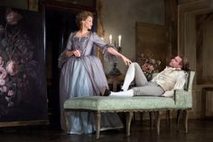 Review: 'Les Liaisons Dangereuses' Uses Sex as a Weapon - The New York Times
