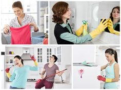 The Easiest Workout Ever: Burning Calories Cleaning the House