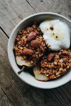 Sweet Breakfast, Granola, Cereal, Muesli, Corn Flakes, Breakfast Cereal