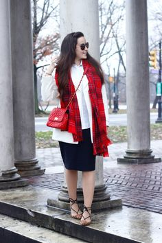 The Style Addition: PLAID X LEOPARD
