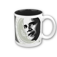 Unique gift - Barack Obama - President - Mug