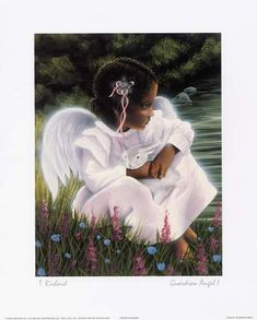 African American Male Angels Art - Bing Images
