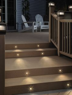 Image detail for -... Gallery - Requirements and Considerations for Outdoor Stair Lighting