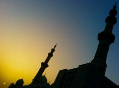 Sheikh Zayed Grand Mosque - Abu Dabi - Fabio & Renata