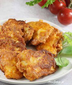 Kotleciki szu szu | AniaGotuje.pl Tandoori Chicken, Tapas, Food And Drink, Healthy Recipes, Meals, Dinner, Cooking, Ethnic Recipes, Diet