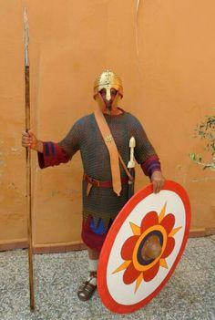 Late Roman miles of Legio Quinta Macedonica
