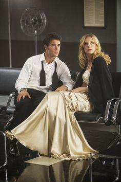 Daniel Grayson and Emily Thorne