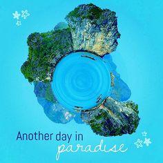 Just.Imagine: Paradise exists;) #justimagine #travel #paradise #ocean #sea #asia #thailand  #blue #green #photographer #art #joy