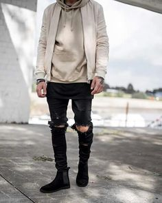 #SMJ beige style|| Follow @filetlondon for more street wear style #filetlondon