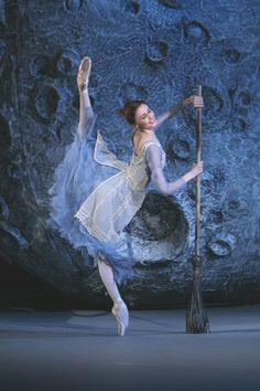 Svetlana Zakharova in Cinderella