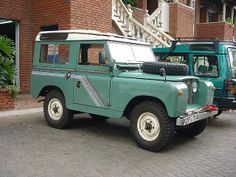 Land Rover Series 2 88""