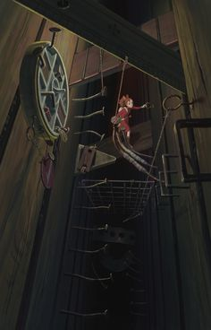 Studio Ghibli - Arrietty