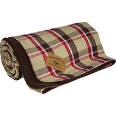 6f6e45b3031172 The Cabin Blanket from Stormy Kromer #MadeinUSA #AMMday Flannel Blanket,  Rustic Room,