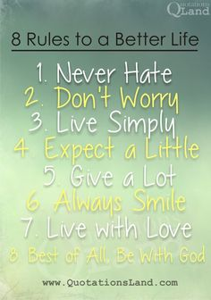 Happiness Project: 8 Rules to a Better Life