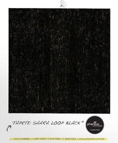 Phenicia Concept - Tapete: Saara Loop Black