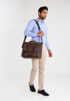 Hnědá, Béžová Pánské tašky pro agilní způsob života   ZALANDO Messenger Bag, Satchel, Notebook, Bags, Fashion, Handbags, Moda, Fashion Styles, Fashion Illustrations