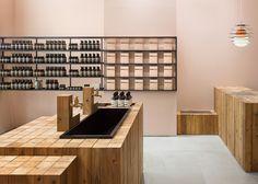 Aesop, Osaka shop | Torafu Architects