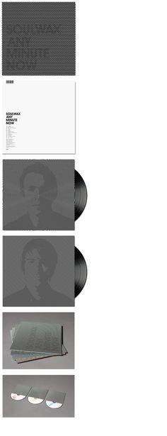 Richard Robinson, Soulwax Album Cover