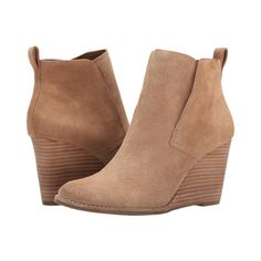 Rank & Style - Lucky Brand Yoniana Booties #rankandstyle