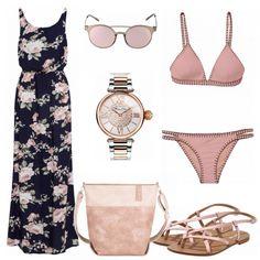 Sommer-Outfits: Rosengarten bei FrauenOutfits.de