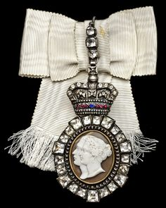 Royal Order of Victoria and Albert, First Class, a fine quality copy Badge