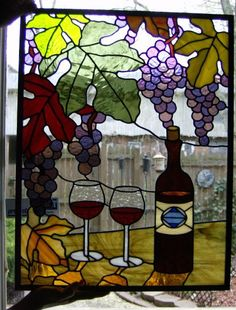 Grapes Wine By Johnbrowning