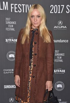 """Chloe Sevigny attends the """"Golden Exits"""" Premiere on day 4 of the 2017 Sundance Film Festival at Library Center Theater on January 22, 2017 in Park City, Utah."""