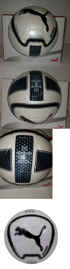 Other Soccer Clothing and Accs 159179: Puma Power Club Soccer Ball Size 5 Pmat3155 Blwh Nfhs Puma Soccer Ball Nwb -> BUY IT NOW ONLY: $42.99 on eBay!