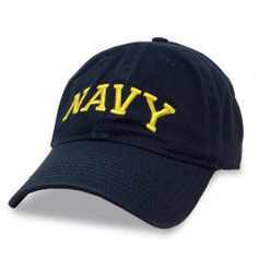 Legacy Navy Anchor/USA Flag Hat - Show your love and pride for the Navy in this adjustable embroidered hat with anchor and American flag. Fast Shipping and Easy Returns. Navy Ranks, Navy Gear, Navy Anchor, Military Gifts, Mens Sweatpants, Embroidered Hats, Navy Blue Color, Exclusive Collection, Profile