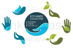 Eco hands collection @creativework247
