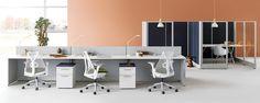 Action Office - Office Furniture System - Herman Miller