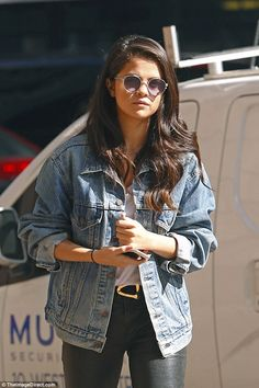 'Feel the pain then move forwards!' Selena Gomez talks to her fans about how she keeps mot...
