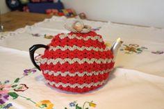 "Free pattern for ""Caravan Tea Cozy""!"