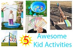 5 awesome ways to entertain your kids from BeingBrook