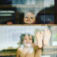 Child World ! Water, Glass, a lot of smiles