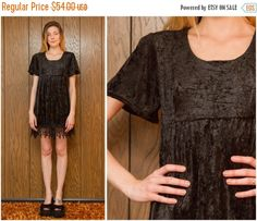SALE Vintage 90s Goth Gothic Witch Wiccan Grunge by CandyFlipShop