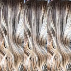 Nothing screams New Years ready quiet like beautiful bright blonde locks! #studiobesalon #studiobesalon_megz #paulmitchellcolor #blonding #blondebombshell #livedincolor