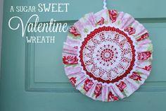 Valentine Wreath 1