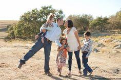 Family portraits. San Luis Obispo, Ca. Heartsfoto.com