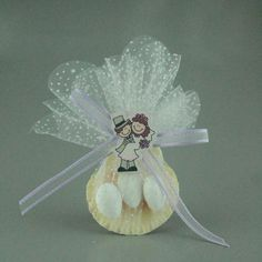 Deniz Kabuğu Nikah Şekeri   #deniz #sea #wedding #candy