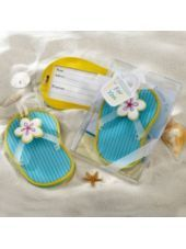 Flip-Flop Luggage Tag  Favor - Party City