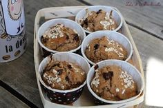 Muffins de petit déjeuner (3) Biscuits, Brunch, Gluten, Pudding, Breakfast, Healthy, Cake, Food, Kitchens